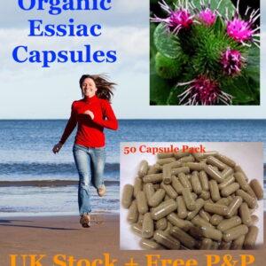 essiac tea capsules